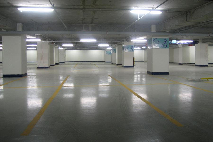 Akbati Shopping Mall Car Parking Area