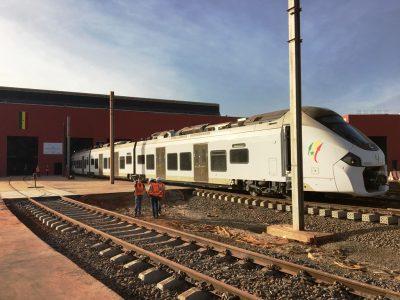 Regional Express Train Project