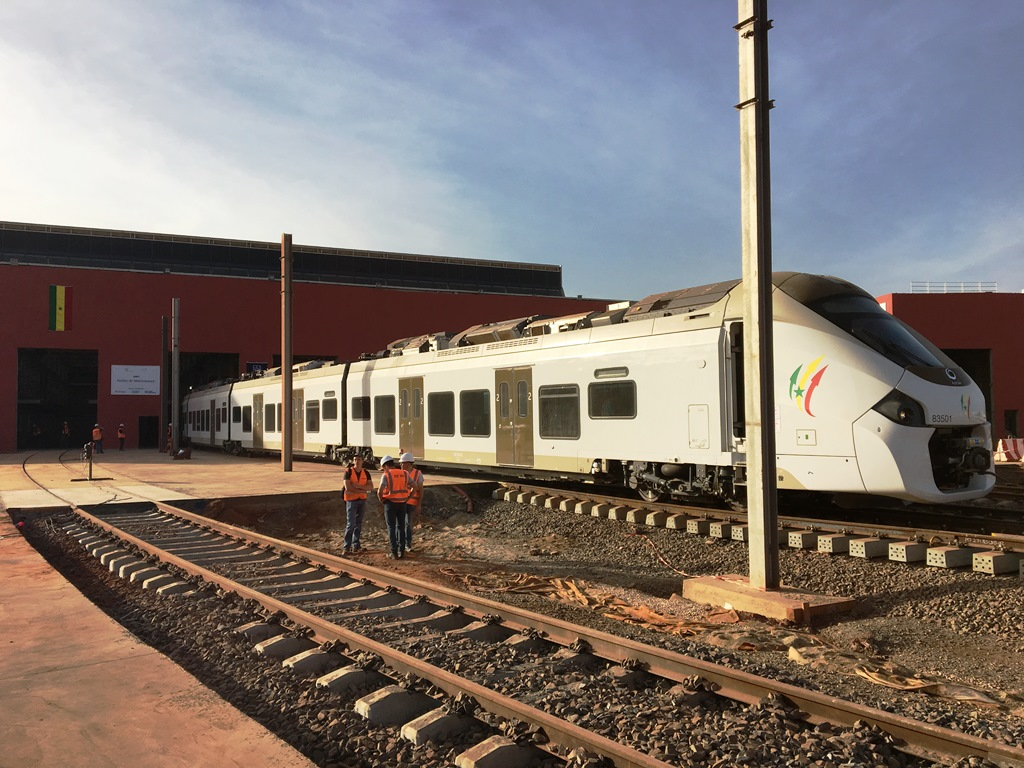 Regional Express Train Project